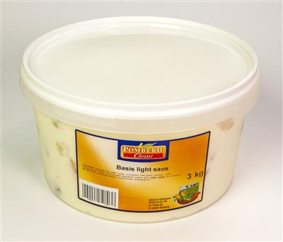 BASIS LIGHT SAUS  3kg  PK