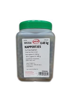 KAPPERTJES  850ml  HELA