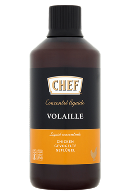 CHEF LIQUID CONCENTRATE GEVOGELTE  1ltr