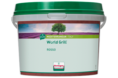 WORLD GRILL ROSSO 2.7ltr