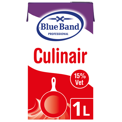 BLUE BAND KOOKROOM CULINAIR 15%  1lt  (8)