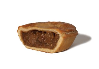 PAUL'S PIE STEWED BEEF  12x180gr